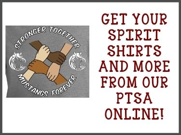 Spirit Shirts and more from PTSA