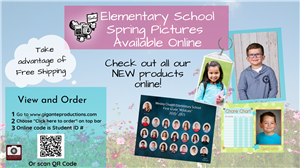 Spring Picture ordering