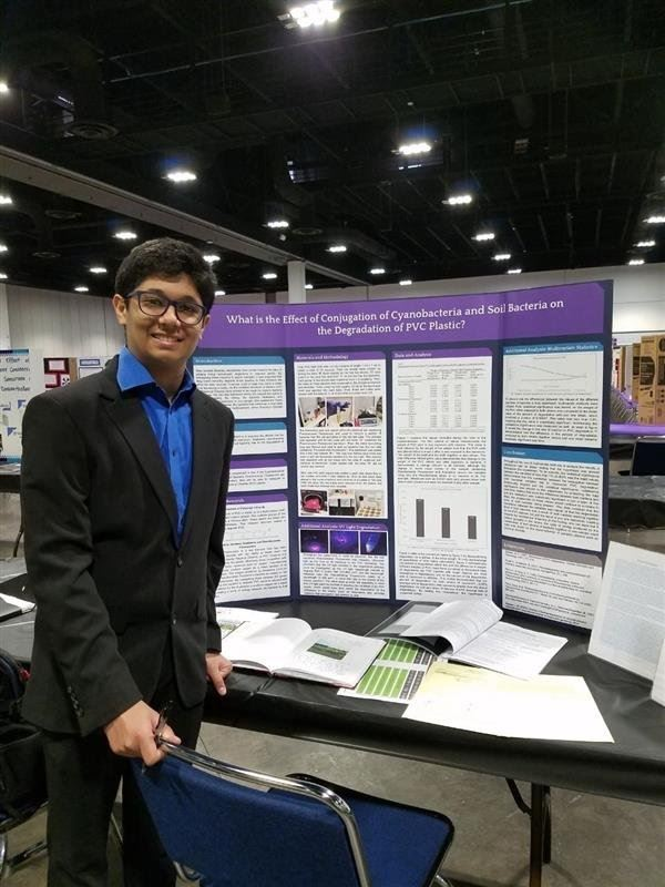 Ojas Kalia, Published in International Journal of High School Research