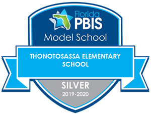pbis model school silver award thonotosassa elementary school