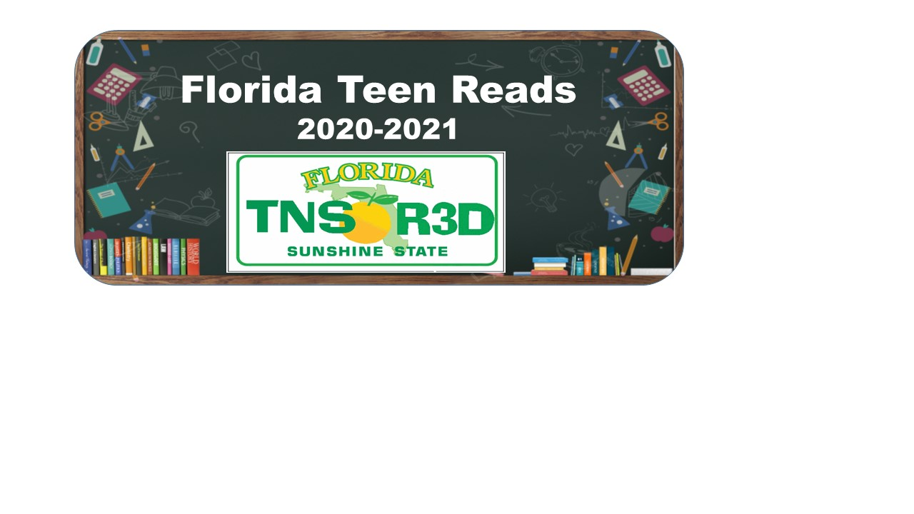 Here are the 2020-2021 Florida Teen Reads books!