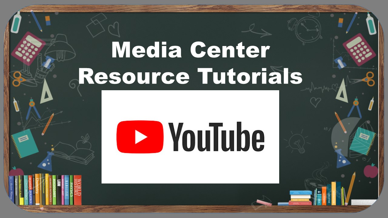 Use these tutorials to help navigate through our school resources