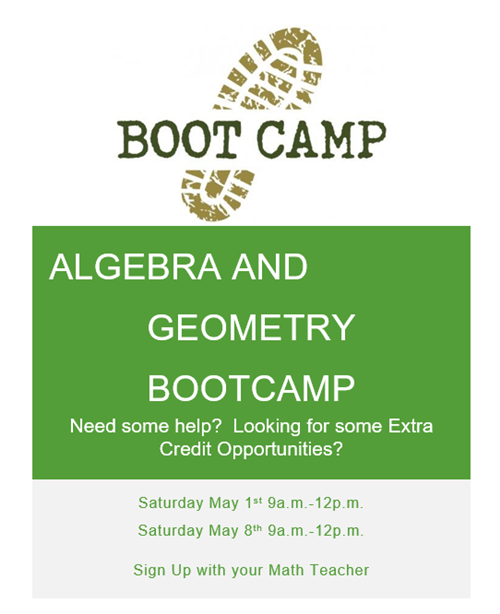 Boot Camp Information