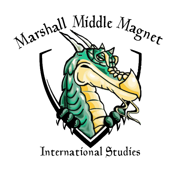 Marshall Middle Magnet logo