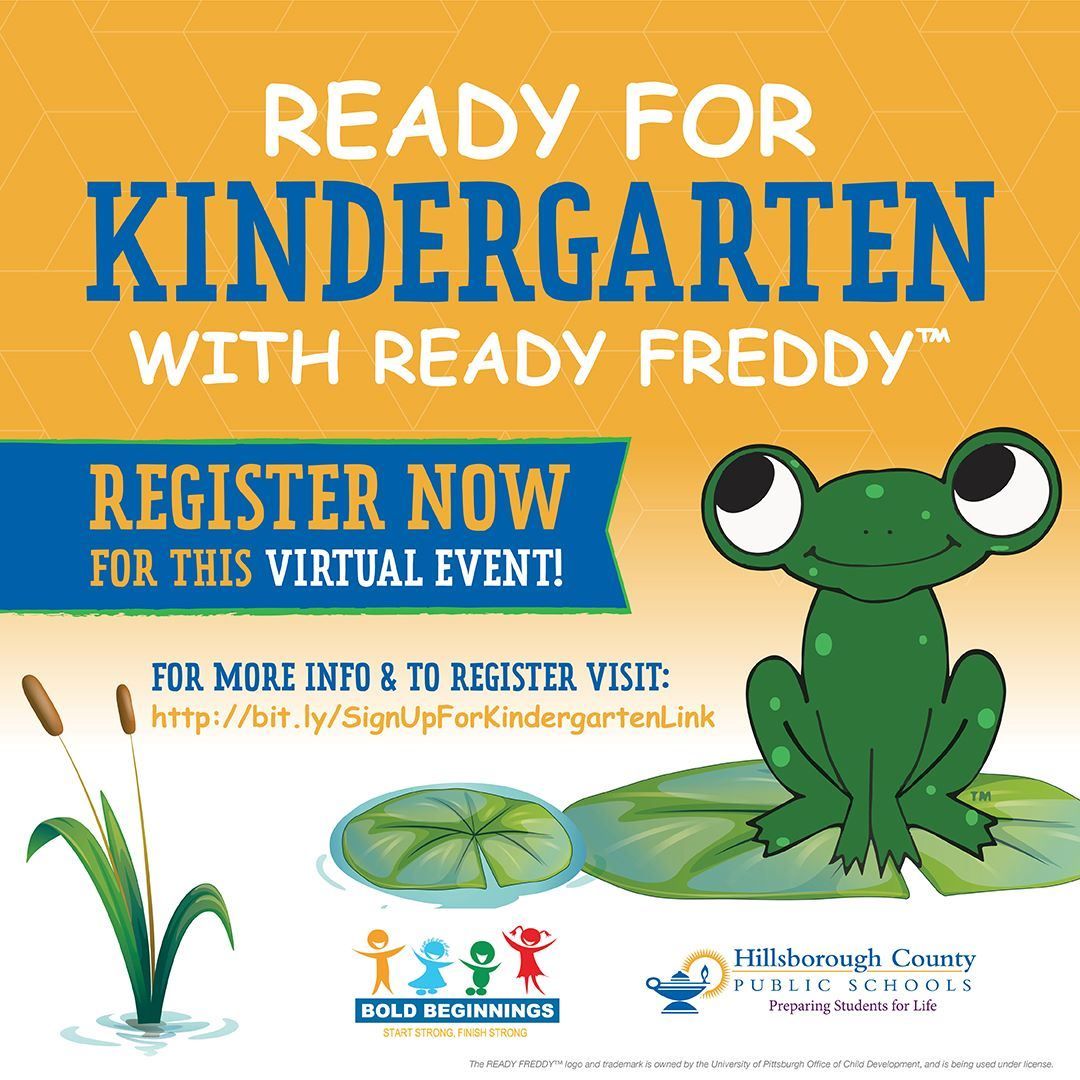 Ready For Kindergarten Information