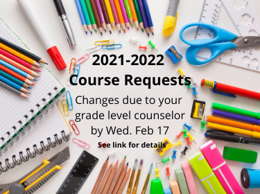 2021-2022 Course Requests