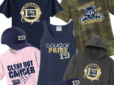 DHS Athletic Booster Gear