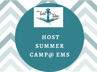 Picture of an anchor and logo for summer host program