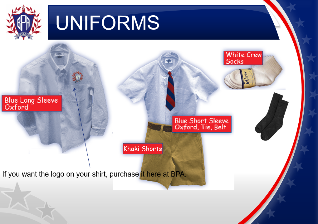 Uniform basics